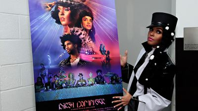 Janelle Monae suffered panic attacks while recording Dirty Computer