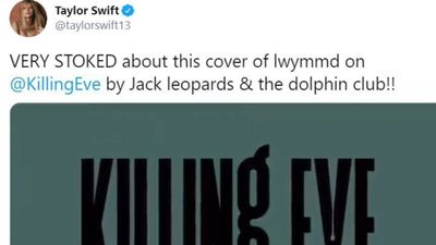 Taylor Swift reportedly using Nils Sjoberg pseudonym amid Scooter Braun royalties row