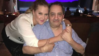Amy Schumer worried about father's wellbeing during coronavirus pandemic