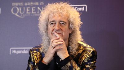 Brian May 'overwhelmed' by outpouring of love following heart attack revelation