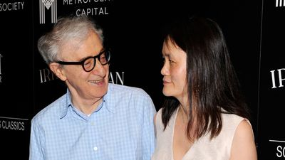 Woody Allen credits wife Soon-Yi Previn for 'calming' him down and 'changing' him
