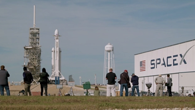 SpaceX's Historic Launch With NASA Astronauts Is a 'Go'