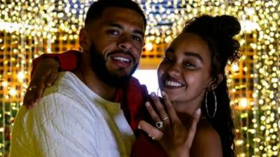 Little Mix's Leigh-Anne Pinnock engaged