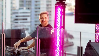 David Guetta plotted live lockdown shows after craving crowd energy