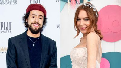 Ramy Youssef claims Lindsay Lohan ghosted him after agreeing to appear on TV show