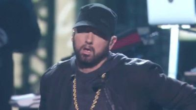 Eminem urges Detroit to keep up COVID-19 fight