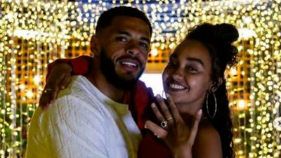 Leigh-Anne Pinnock left stunned by fiance's personalised video proposal