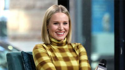 Kristen Bell raising her daughters to be 'morally-compassed women'