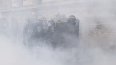 Everything You Need to Know About Tear Gas