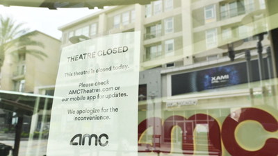 AMC Theatres Has 'Substantial Doubt' It Will Remain in Business