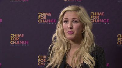 Ellie Goulding vows to become 'ally' of anti-racism movement