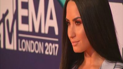 Demi Lovato sings about sobriety slip in candid new track