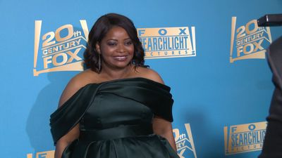 Celebrity Closeup: Octavia Spencer