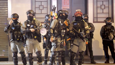 Hundreds Arrested in Hong Kong as China Imposes New National Security Law