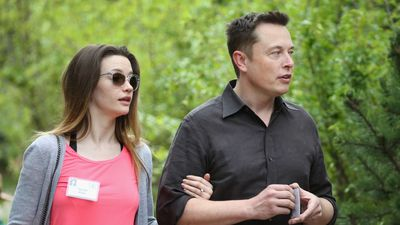Talulah Riley shuts down Elon Musk child bride rumours