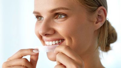 Get a healthier smile at home