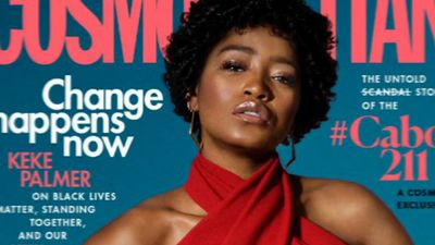 Keke Palmer understands the violence of Black Lives Matter protests