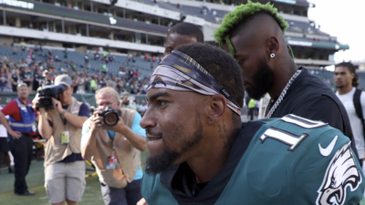DeSean Jackson Apologises After Posting Anti-Semitic Message