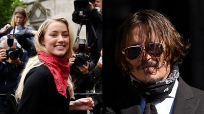 Johnny Depp admits accidentally headbutting with ex-wife Amber Heard