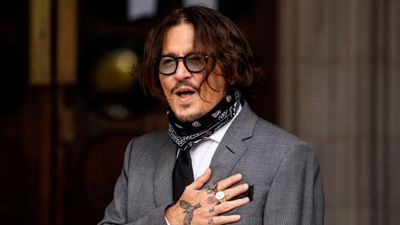 Johnny Depp 'battled MRSA' after surgery to attach severed finger