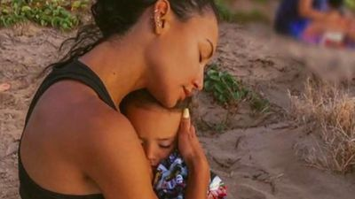 Naya Rivera saved her son before drowning at lake