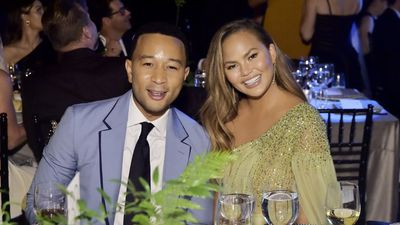 Prospect of Chrissy Teigen fan backlash keeps John Legend in check