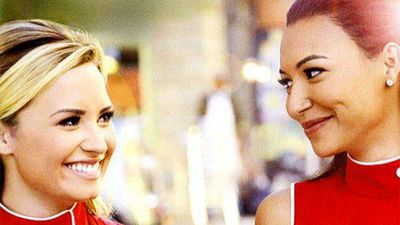 Demi Lovato will 'forever cherish' playing Naya Rivera's girlfriend in Glee