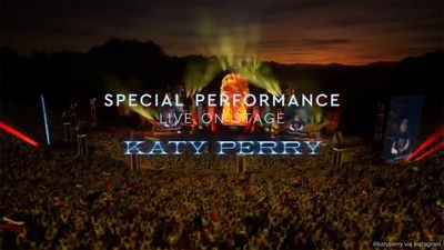 Katy Perry headlining digital Tomorrowland bash