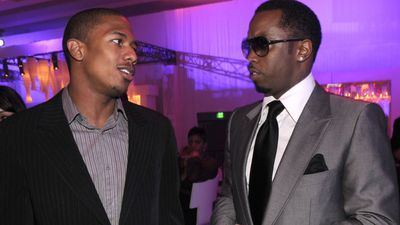 Diddy offers Nick Cannon a new home at Revolt TV after podcast drama