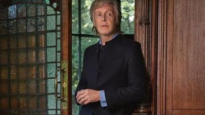Paul McCartney's songwriting given boost by COVID-19 pandemic