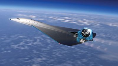 Virgin Galactic And Rolls Royce To Create A Mach 3 Concorde-Like Passenger Aircraft