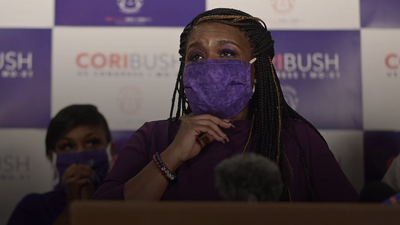 Activist Cori Bush Ousts 20-Year US Representative Clay in Missouri