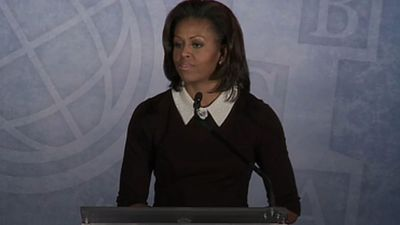 Michelle Obama reveals she has 'low-grade depression'
