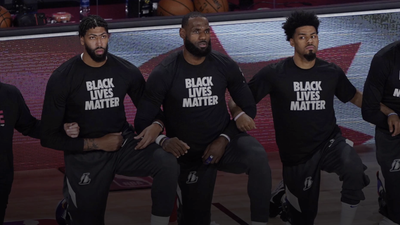 LeBron James Reacts to Donald Trump's Criticism of Kneeling NBA Players