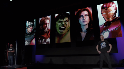 Sony Reveals More 'Marvel's Avengers' PS4 Exclusives