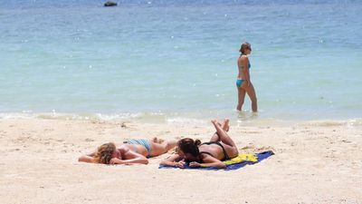 How to protect yourself against sunburn during a heatwave