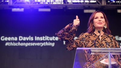 Geena Davis disheartened by Hollywood attitudes to age and gender