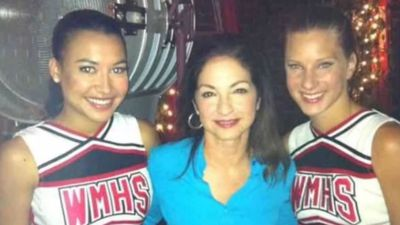 "Gloria Estefan: ""It was a joy to play Naya Rivera's mum"""