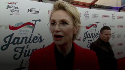Jane Lynch: Naya Rivera's d*ath was 'gut-wrenching'