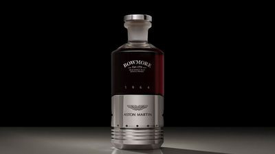 Aston Martin Unveils £50,000 Whisky That's Based On James Bond's Favourite Ride