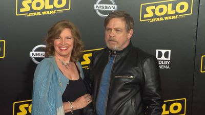 Mark Hamill: 'Give Carrie Fisher Trump's Walk of Fame spot'