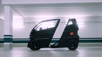Vehicle that stretches to give you more room inside