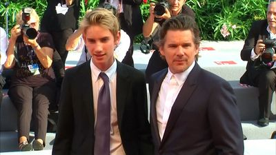 Ethan Hawke: 'My kids helped me deal with depression after marriage split'