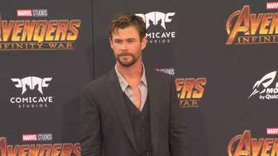 Chris Hemsworth almost throttled photographers snapping his naked son