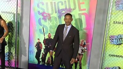 Will Smith takes bungee leap of faith for 50th birthday