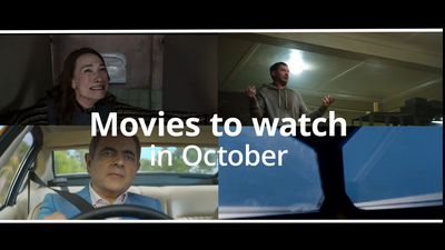 Movies to watch this October: From Venom to a Star is Born