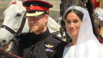 BREAKING: Meghan, Duchess of Sussex and Prince Harry expecting first baby