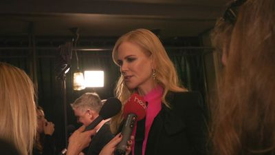 Nicole Kidman: Using my position to get female directors hired is my job
