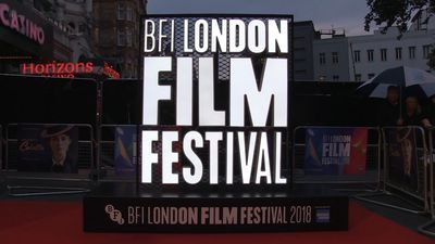 The BFI London Film Festival opened its doors!