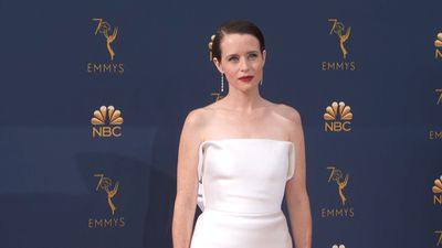 Claire Foy wanted to hurt Anti-#MeToo protester